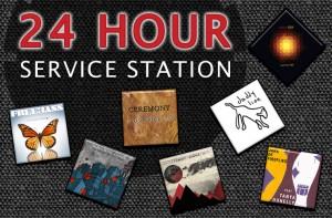 24 Hour Service Station