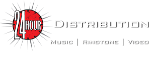 24 Hour Distribution : music - ringtone - video